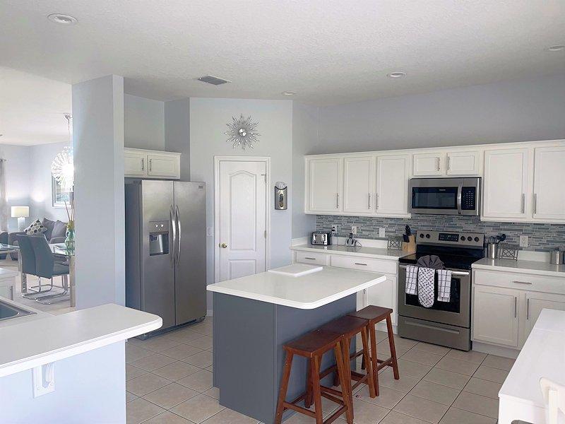 Large Family Kitchen