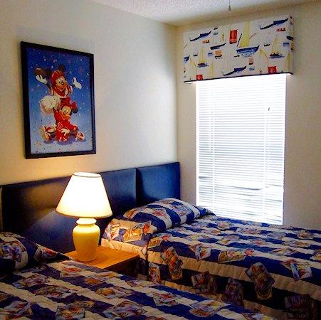 Micky Twin bedroom