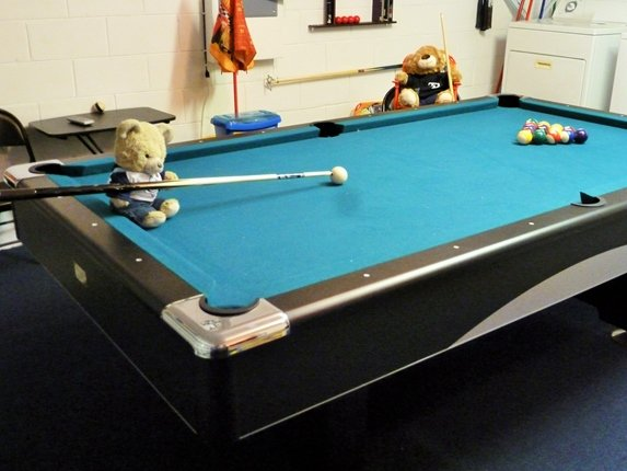 8-ft Pool Table