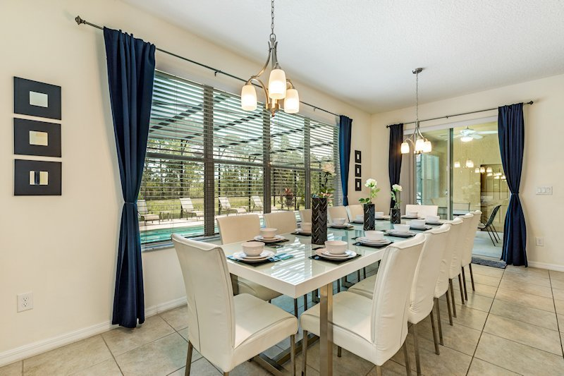 12 Seat Dining Table